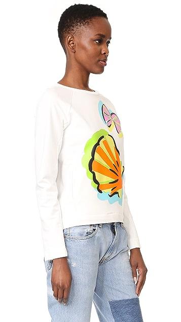 Boutique Moschino Long Sleeve Sweatshirt