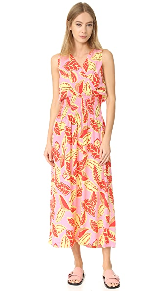Boutique Moschino Sleeveless Print Dress
