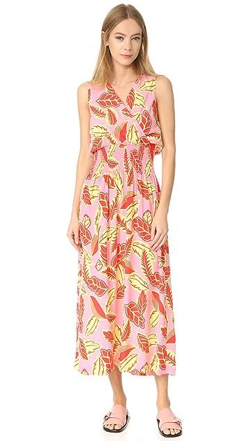 Boutique Moschino Sleeveless Print Dress