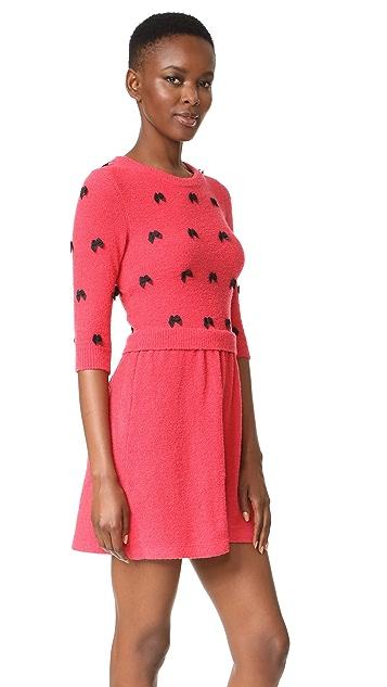 Boutique Moschino 3/4 Sleeve Dress