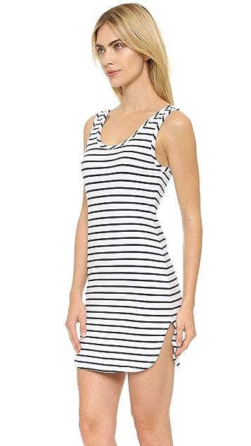 bobi Stripe Dress