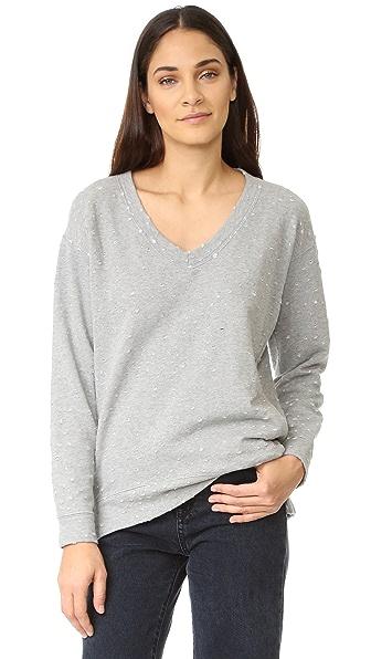 bobi Distressed Sweatshirt