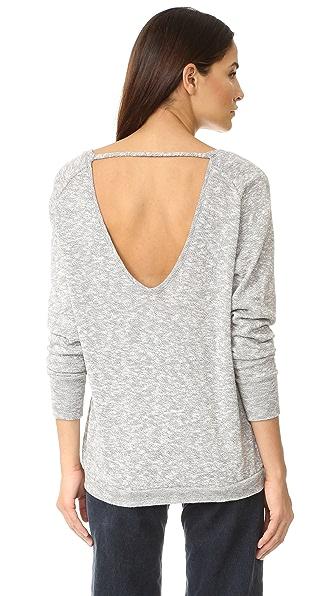 bobi Heathered Sweater
