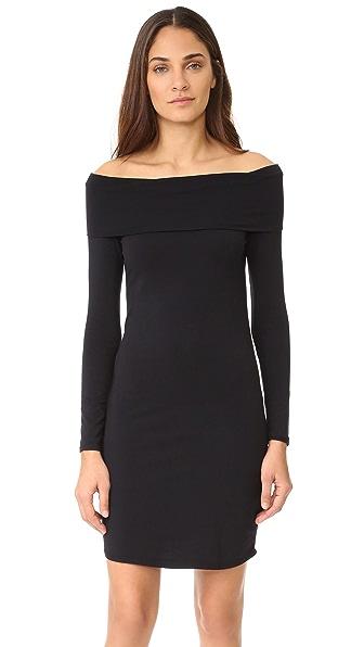 bobi Off The Shoulder Dress