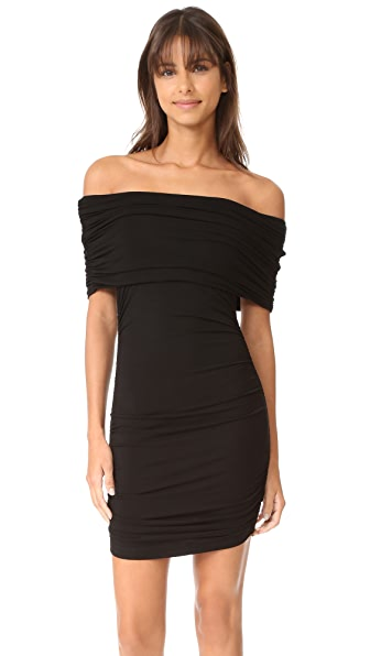 bobi Off Shoulder Dress