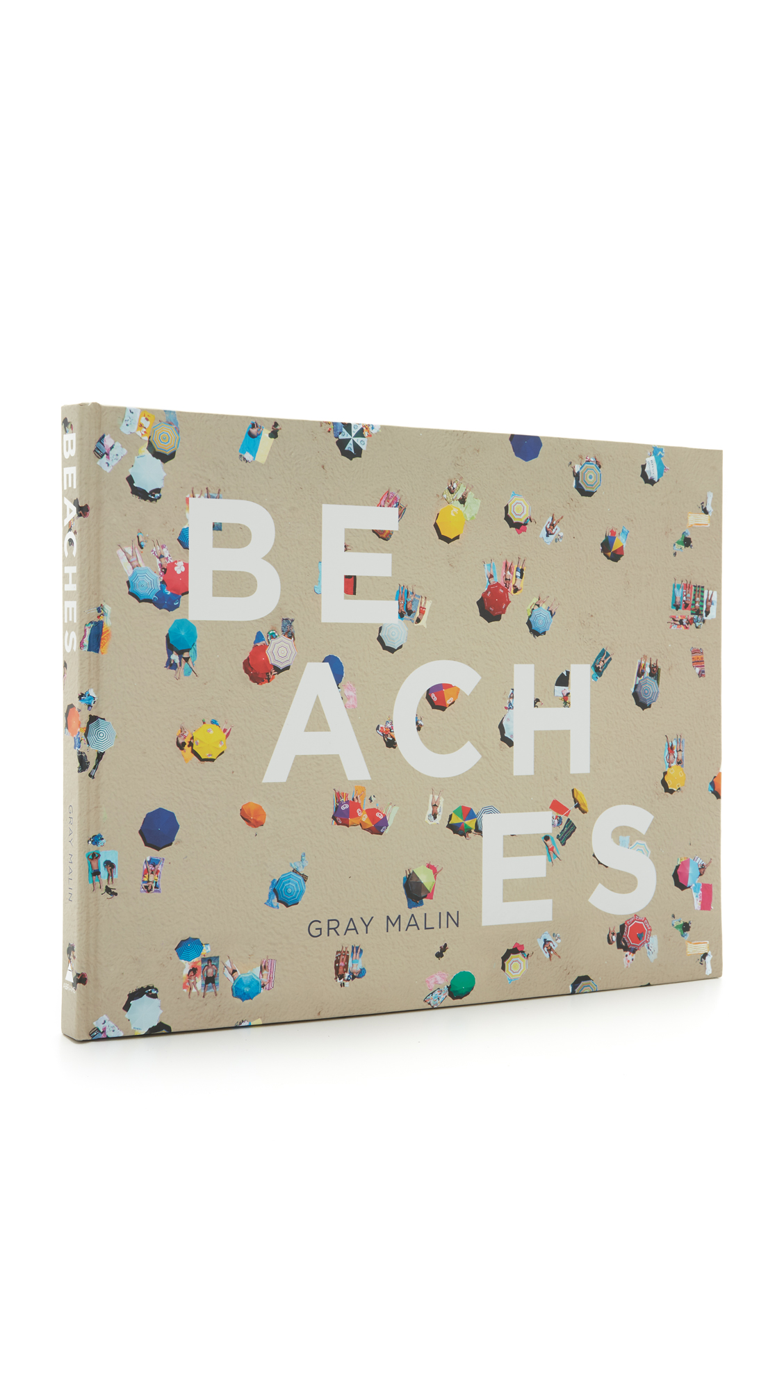 Books with Style Beaches: Gray Malin - No Color