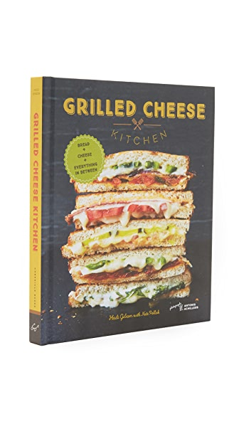 Books with Style Grilled Cheese Kitchen