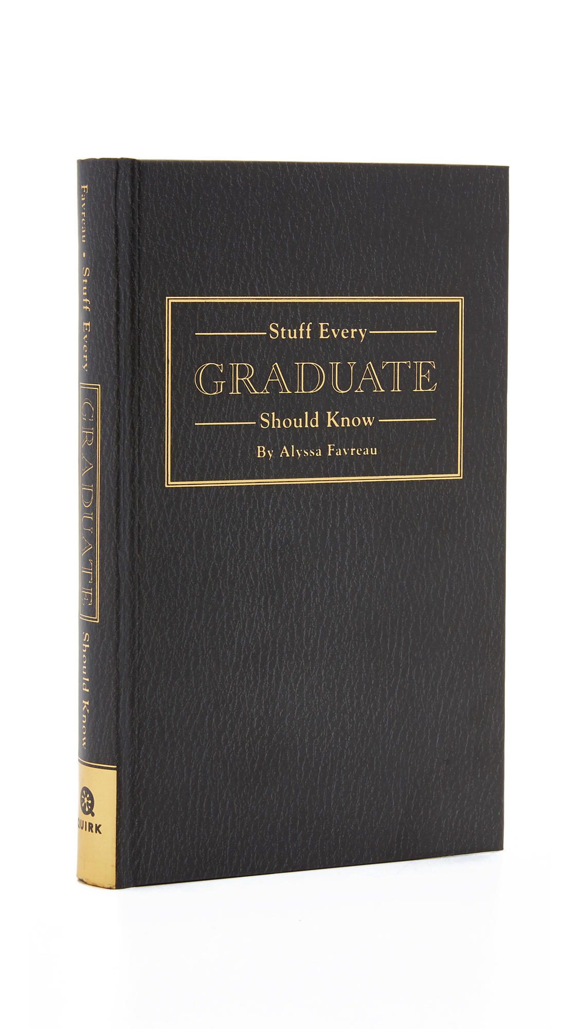 Books with Style Stuff Every Graduate Should Know - No Color