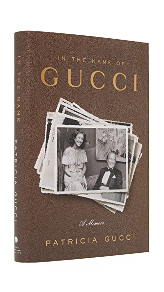 Books with Style In the Name of Gucci In No Color