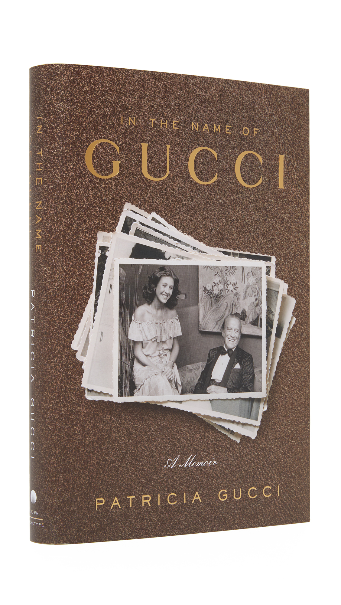 Books with Style In the Name of Gucci - No Color
