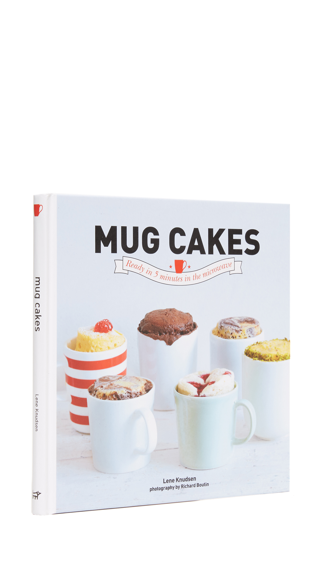 Books with Style Mug Cakes - No Color