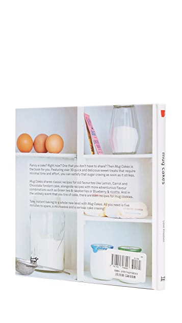 Books with Style Mug Cakes