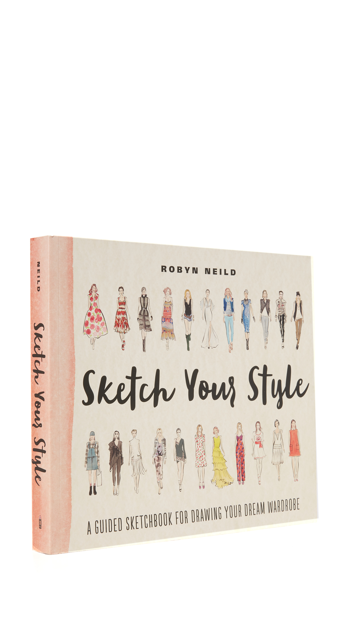 Books with Style Sketch Your Style - No Color