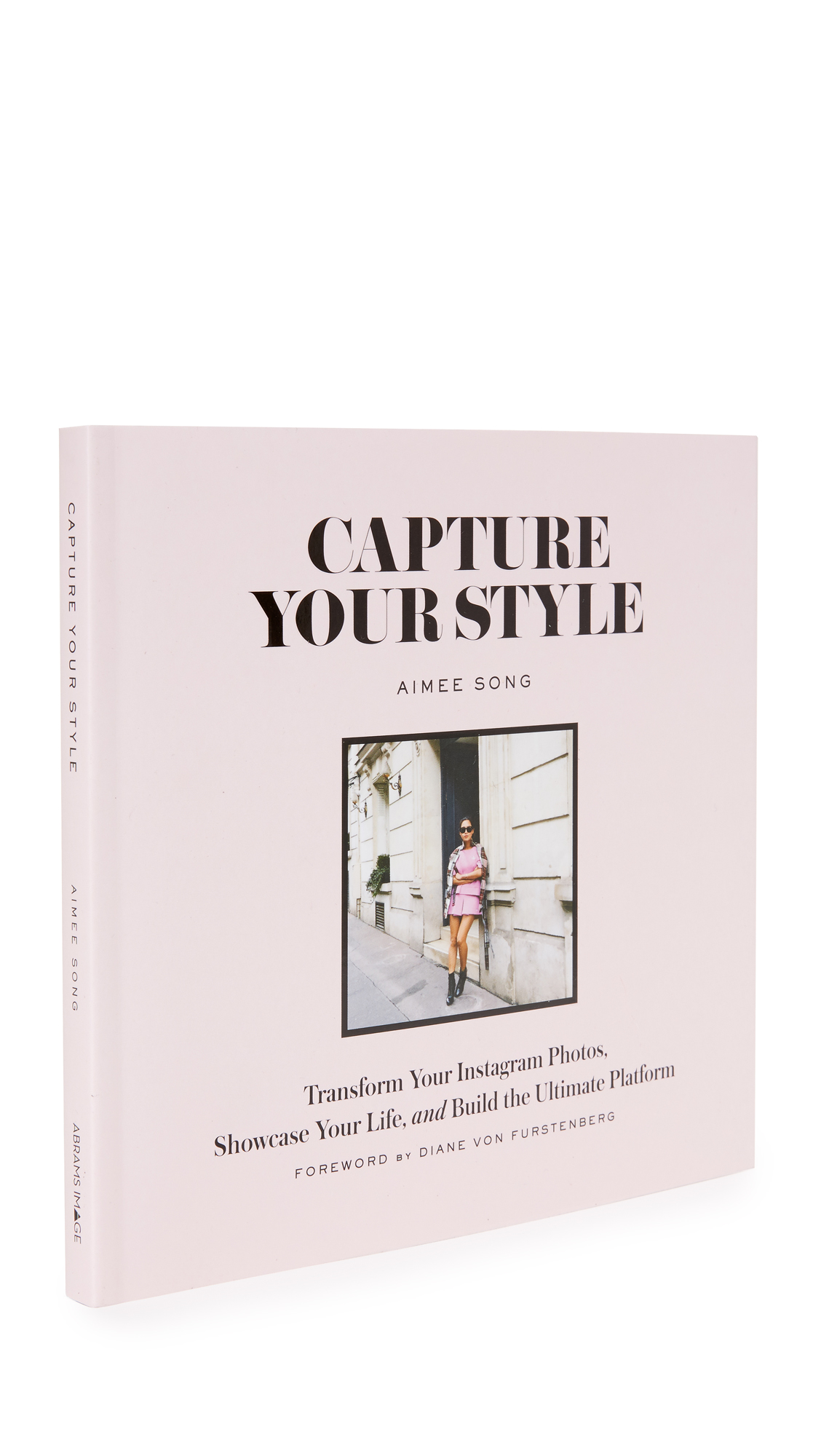 Books with Style Capture Your Style: Aimee Song - No Color