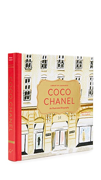 Books with Style Library of Luminaries: Coco Chanel - No Color