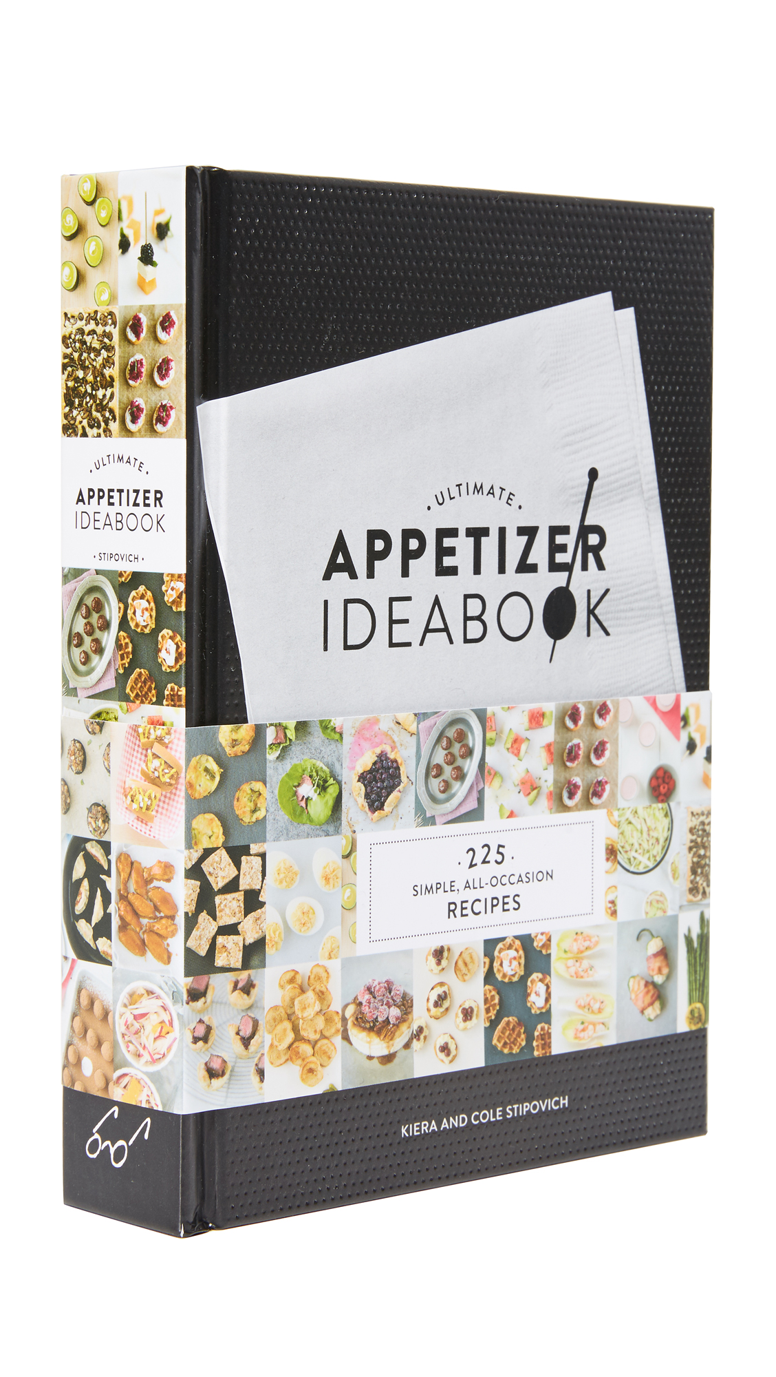 Books with Style Ultimate Appetizer Ideabook - No Color