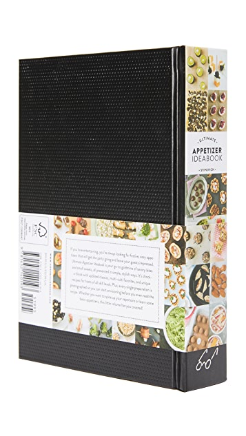 Books with Style Ultimate Appetizer Ideabook