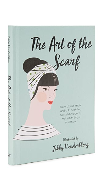 Books with Style Art of the Scarf at Shopbop