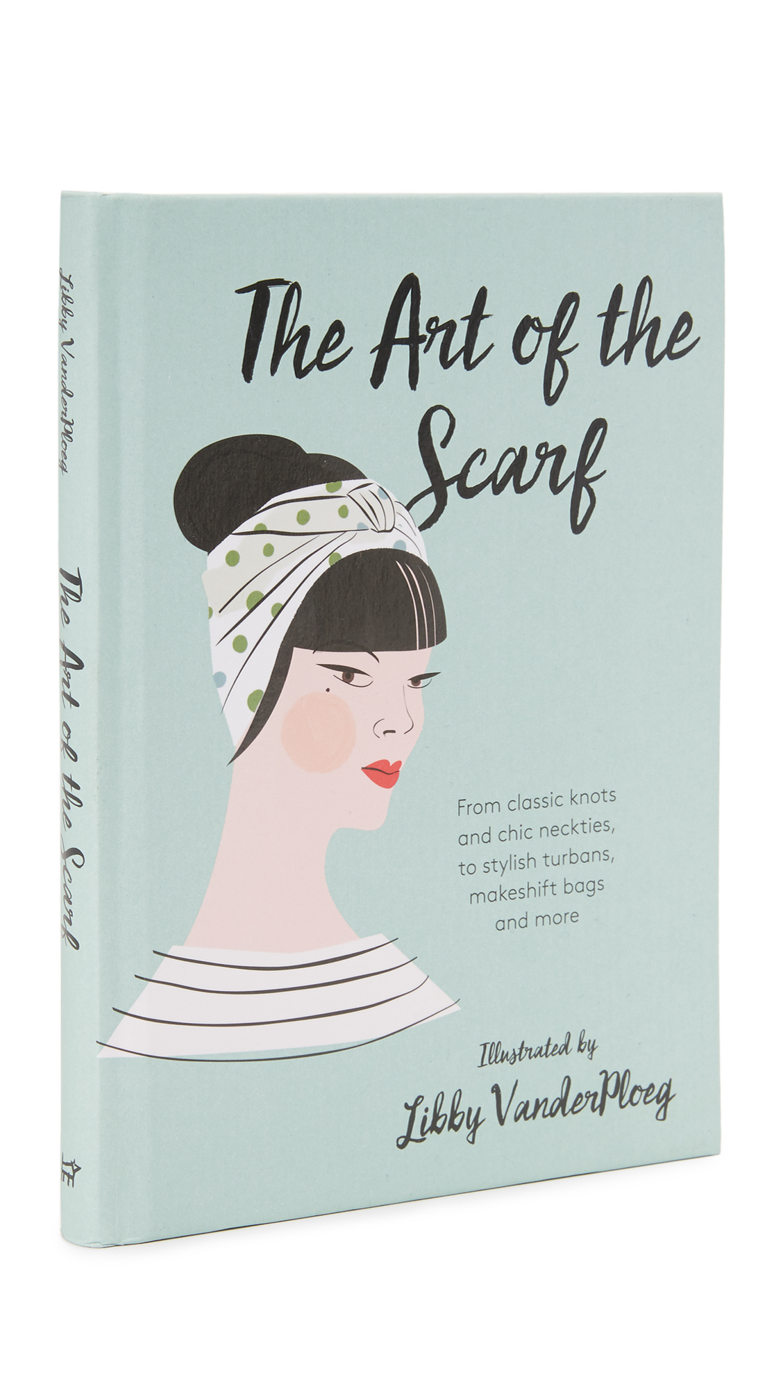 Books with Style Art of the Scarf - No Color