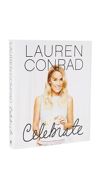 Books with Style Lauren Conrad Celebrate - No Color