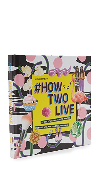 Books with Style #HowTwoLive