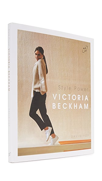 Books with Style Style Power: Victoria Beckham - No Color