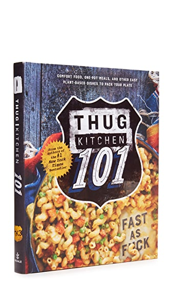 Books with Style Thug Kitchen 101 - No Color