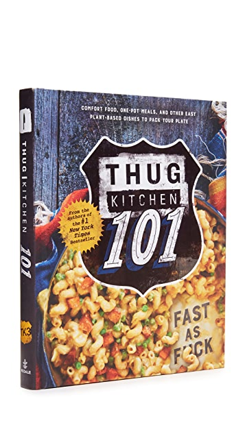 Books with Style Thug Kitchen 101