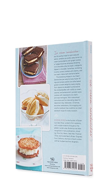 Books with Style Ice Cream Sandwiches