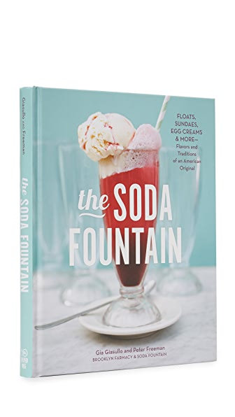 Books with Style The Soda Fountain at Shopbop