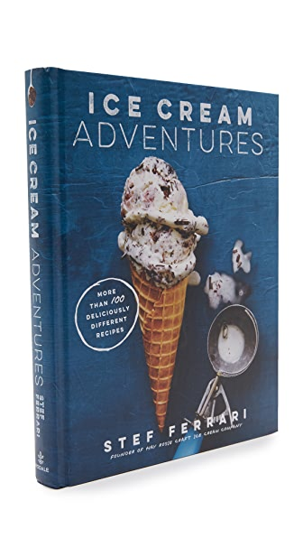Books with Style Ice Cream Adventures at Shopbop