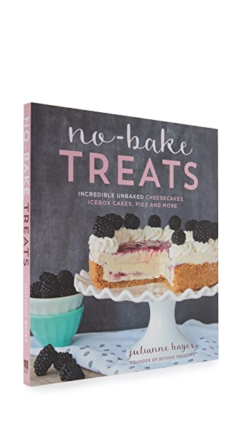 Books with Style No Bake Treats