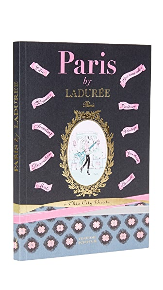 Books with Style Paris By Laduree: Chic City Guide - No Color