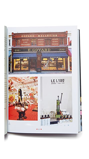 Books with Style Paris By Laduree: Chic City Guide