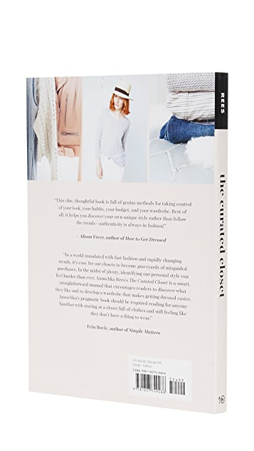 Books with Style The Curated Closet