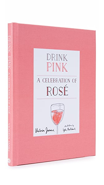 Books with Style Drink Pink: A Celebration of Rose - No Color