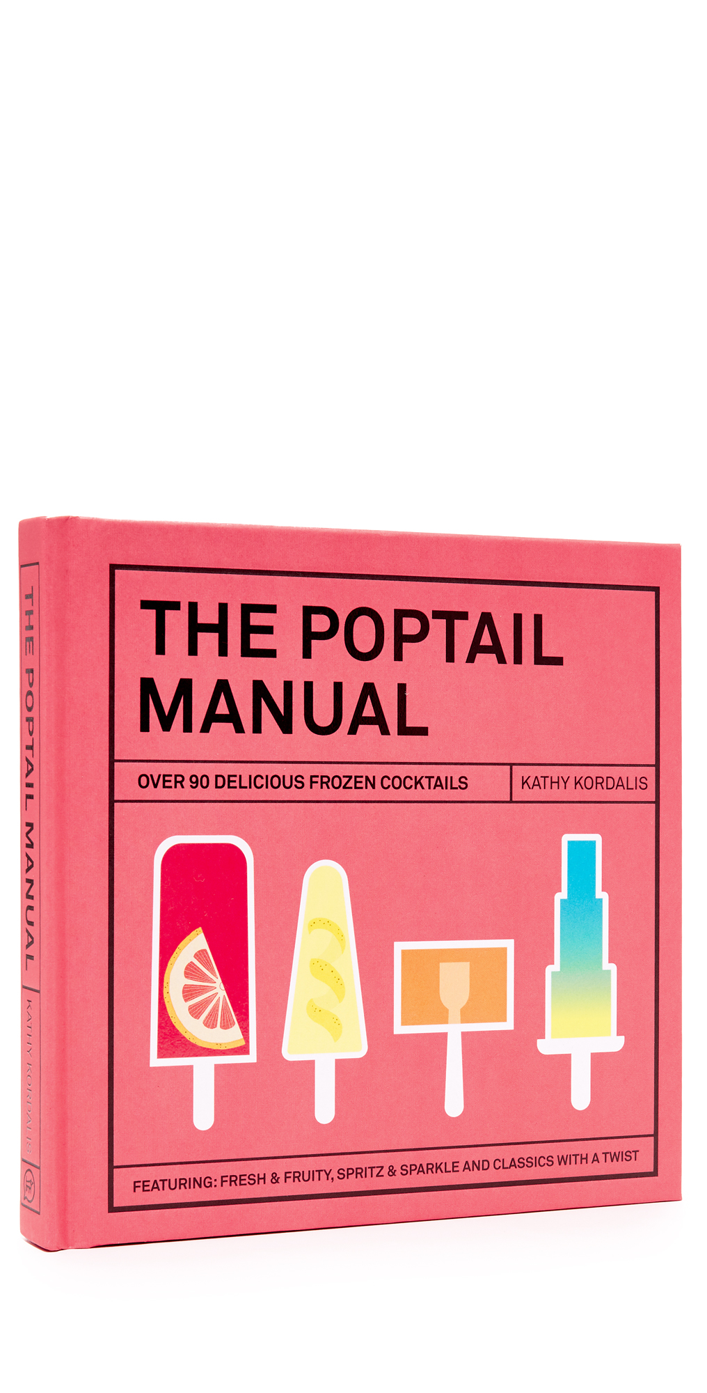 The Poptail Manual Books with Style