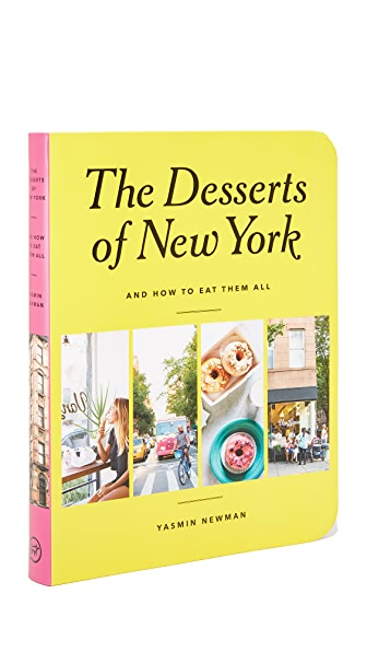 Books with Style Desserts of New York In No Color