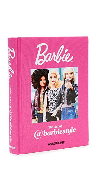 Books with Style Barbie: The Art of @barbiestyle In No Color