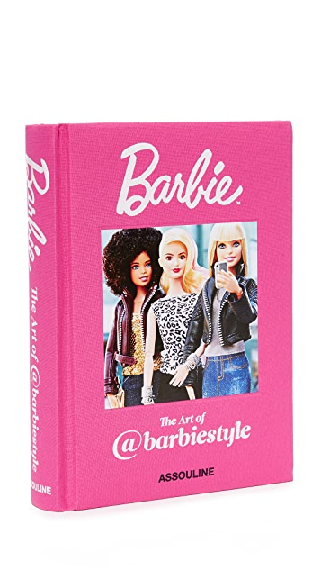 Books with Style Barbie: The Art of @barbiestyle