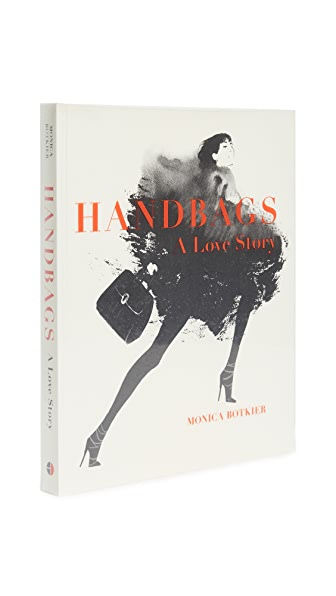 Books with Style Handbags: A Love Story In No Color