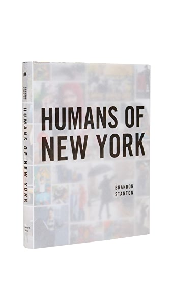 Books with Style Humans of New York In No Color