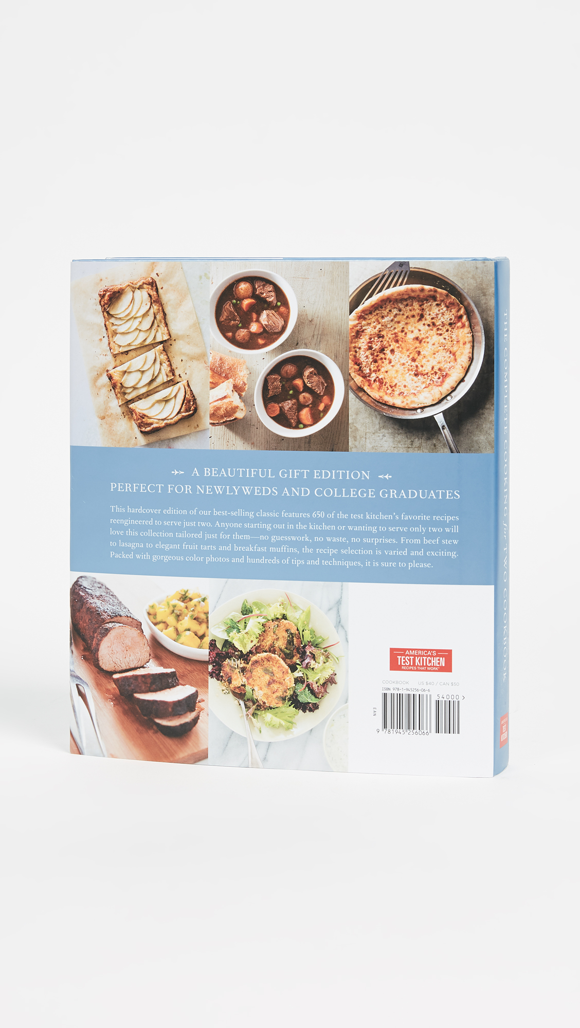 Books with Style The Complete Cooking for Two Cookbook | SHOPBOP ...