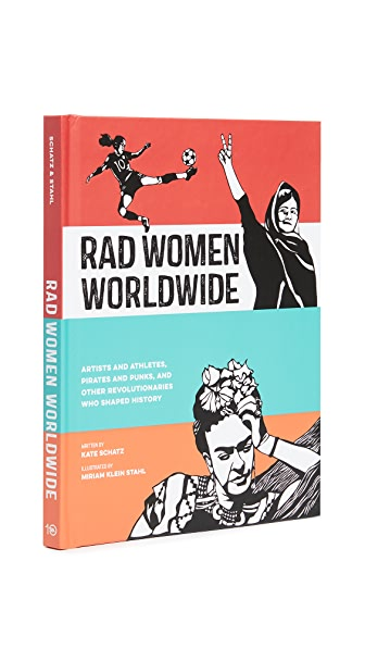 Books with Style Rad Women Worldwide In No Color