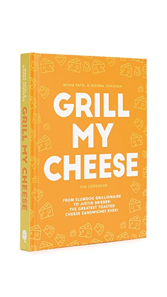 Books with Style Grill My Cheese In No Color