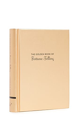 Books with Style Golden Book of Fortune Telling In No Color