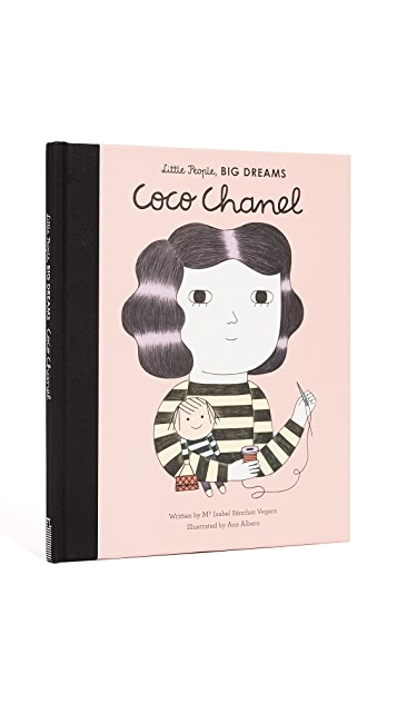 Books with Style Little People, Big Dreams: Coco Chanel