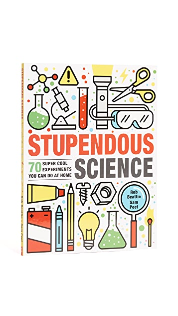 Books with Style Stupendous Science for Children