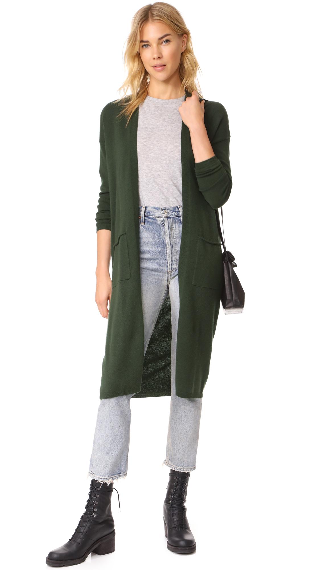 Bop Basics Cashmere Duster Sweater Coat | SHOPBOP