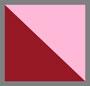 темно-красный/ярко-розовый